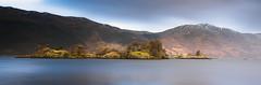 Eilean Munde (robdando) Tags: island loch leven scotland glencoe ballachulish graveyard clans le longexposure colour nikon d810 lee