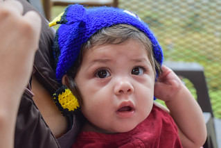 Baby Arita, la nueva modelo