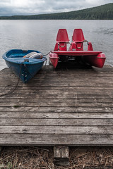 Blue boat and red catamaran on the pier (Denis Vahrushev) Tags: russia southernural ural bank black blue boat brown catamaran chain cloud coast cold dark day dock filllight forest gloomy green grey journey july lake landscape lifebuoy lowcontrast melancholy morning nature outdoor park pier plant pond recreation red rest river season serenity storm structure summer taiga travel tree trip vacation vehicle water wind wood nizhniyufaley chelyabinskayaoblast ru