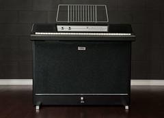 Wurlitzer 203 Electronic Piano (paulinaksalmas) Tags: wurlitzer electronic piano vintage analog keyboard 1960s 1970s amplifier recording studio musical instrument