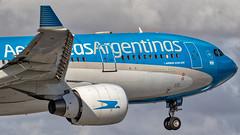 02102018 Aerolineas Argentinas KMIA (N1_Photography) Tags: aerolineas argentinas airbus a330223 lvfni manufacturer serial number msn 290 first flight 19 jul 1999