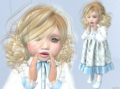 #Katherine is such a Doll (Sye Rose) Tags: skinfair dorks event secondlife designer second td toddleedoo byhanta outfit cute muriel ikon pose life kids kid skin gacha girl dress dva sl children child nine ninety ninetynine m