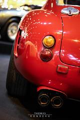 Ferrari 250 GT Berlinetta SWB Competizione (1811GT) '60 (Thomas Rondeau) Tags: retromobile 2018 paris porte de versailles parc des expos expo classic motor show car vehicle voiture coche collection auto vintage oldtimer ancienne exotic supercar sport sportive ferrari 250 gt berlinetta passo corto swb competizione 1811gt 1811 60 1960