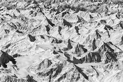mighty himalayas (dr_zook81) Tags: himalayas monochrome blackandwhite black white mountains range peak landscape leh ladakh india mighty peaks travel explore shadow contrast canon6d height high altitude great huge world nature beautiful