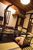Ryokan in Yunishigawa, Nikko - Japan (Marconerix) Tags: ryokan nikko giappone japan hotel traditional traditionalhotel albergo pace riposo onsen legno giapponese wood tatami table