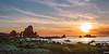 005-4 (fadercini) Tags: catedral gaztelugatxe mar nubes puestadesol rocas