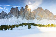 Odle (AndreaBelussi) Tags: odle dolomites dolomiti alps alpi mountains montagna montagne mountain italian landscape europe val di funes valdifunes valley sunrise