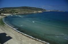 Malpica, beach (blauepics) Tags: spanien spain espana landscape landschaft galicia galizien sea meer water wasser coast küste beach strand sand shor ufer malpica blue blau