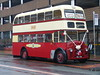 St Helens L29 [preserved] 171216 Manchester (maljoe) Tags: sthelens sthelenscorporation preservedbus preservation bellevuecoaches