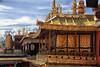 Jokhang Temple - Lhasa, Tibet ( 大昭寺) (cattan2011) Tags: 拉萨 西藏 lhasa tibet jokhangtemple traveltuesday travelbloggers travelphotography travel temple building architecturephotography architecture landscapephotography landscape 大昭寺