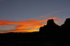 Sunset (craigsanders429) Tags: sunsetphotography sunsets sunset sunsetcolors cloudsandsky clouds cloudsandmountains sunandclouds arizona mountains arizonamountains sedonaarizona