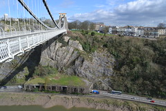 Clifton Panorama (Gerry Rudman) Tags: clifton suspension bridge bristol brunel gorge