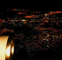 Nuestro cielo nocturno (abigui.b8834) Tags: volar argentina cielo hermosura avion paisaje vista desdeloscielos