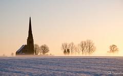 Lever de soleil hivernal, OIse, France (sebastien.mespoulhe) Tags: lever de soleil oise montagny sainte félicité nikon d800