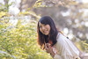 Portrait of young woman in green nature (Apricot Cafe) Tags: img29954 asia asianandindianethnicities canonef85mmf18usm healthylifestyle japan japaneseethnicity kyotocity kyotoprefecture backlit casualclothing charming cheerful citylife day enjoyment freedom greencolor happiness kyotogyoen lifestyles lookingatcamera nature oneperson onlywomen outdoors photography portrait publicpark relaxation scarf sideview smiling springtime sunlight waistup walking weekendactivities women youngadult kyōtoshi kyōtofu jp