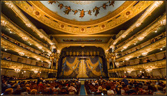 Teatro Mariinsky (Totugj) Tags: nikon d5100 sigma 816mm teatro mariinsky san petersburgo st saint petersburg granangular theater opera europa europe rusia russia