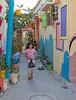 Colourful Gaza, Palestine (Ingunn Eriksen) Tags: gaza palestine girl child multicoloured colourful colors canon
