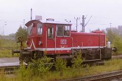 DB 335225-9 (bobbyblack51) Tags: db class 335 ok b diesel shunter 3352259 bw hamburg 4 wilhelmsburg 2001