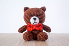 Mr Brown from Line Amigurumi (Tiny Rabbit Hole) Tags: bear beartoy brownbear craft crochet crocheted crocheting handmade mrbrown pattern patterns photography amigurumi crochetpattern handmadecraftshandmadedoll patternpatterns beardoll handmadehandmade instagram toyphotography handmadetoy amigurumidoll crochetdoll handmadecraft photooftheday crochetamigurumi crochetplush amigurumiplushie handmadeplush amigurumicrochetdoll amigurumicrochet amigurumiplush amigurumicrochetpattern bearamigurumi linemessenger mrbrownamigurumi