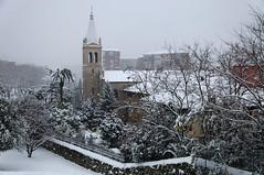 Nevada en Bilbao-01 (Jose Andres B) Tags: jabrbio bilbao nieve nevado