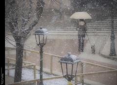 Snow days... (Felip Prats) Tags: snow neu nieve