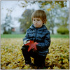Autumn Colors (Koprek) Tags: rolleiflex28f kodak portra 160 čakovec croatia film medium format portrait bokeh november 2017 autumn