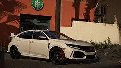 Honda Civic Type R (2018) (.adlersadler.) Tags: driveclub turismo gran speed for need nfs forza grand theft auto v 5 gta gtav the crew project cars motorsport horizon graphics photograph photography enb reshade photorealistic 4k resolution honda civic type r sports car vehicle racing game track race road vehicles ride drive pc computer rockstar photomode racer automobile gamer snapmatic tree sky