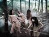 Ties and dreams (Saurí) Tags: dreams experimental ropes sueños irreal ballarina caos