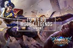 10 Hero Mobile Legends Paling Kuat yang Bisa Kamu Andalkan (Gitu Aja) Tags: assassin chou fanny fighter franco freya hayabusa lapulapu magenana moba mobilegames mobilelegends natalia roger yunzhao zilong