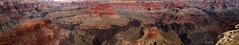 Slice of Eternity (Ramen Saha) Tags: grandcanyon grandcanyonnationalpark nationalpark coloradoriver hopipoint rocks canyon sedimentaryrocks ramensaha panorama arizona danabutte brightangelcanyon