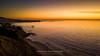 La Jolla sunset (binzhongli) Tags: sandiego california unitedstates us sunset lajolla ocean sea sky dji mavicpro hdr shore beach scripps pier