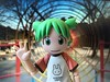 """Yotsuba's this many."" (Sasha's Lab) Tags: yotsuba koiwai よつば kawaii fiveyearold girl child playground toy manga cute revoltech action figure"