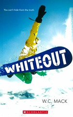 Whiteout (Vernon Barford School Library) Tags: wcmack w c mack sports snowboarding wintersports popularity moving newschool friendship vernon barford library libraries new recent book books read reading reads junior high middle school vernonbarford nonfiction paperback paperbacks softcover softcovers covers cover bookcover bookcovers 9781443148689