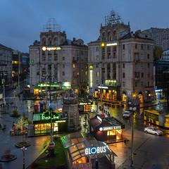 Kiev: Maidan Nezalezhnosti (Jorge Franganillo) Tags: kiev ucrania ukraine україна київ kyiv kyivcity киев