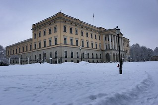 The Royal Palace of Norway #Oslo