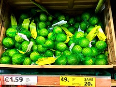 Limes (JulieK (thanks for 6 million views)) Tags: 100xthe2018edition 100x2018 image6100 iphonese tesco supermarket fruit green hggt 2018onephotoeachday wexford ireland irish