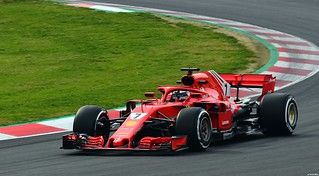 Ferrari SF71H / Kimi Räikkönen / FIN / Scuderia Ferrari