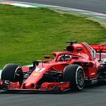 Ferrari SF71H / Kimi Räikkönen / FIN / Scuderia Ferrari thumbnail