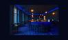 blue hour (rafischatz... www.rafischatz-photography.de) Tags: barstool blinds counter