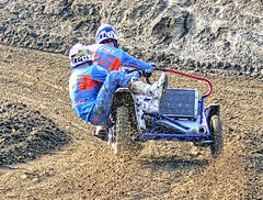 sidecar012 (Uberto) Tags: campo motocross dorno pavia italia pv dornoland land sidecar cross