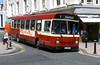 1997-07-21 IIL 2157 Leyland National Greenway 257 of Scarborough & District (EYMS),  Scarborough (John Carter 1962) Tags: bus buses leylandnational eyms eastyorkshire