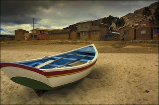 Isla del Sol, Lago Titicaca (Bolivia)
