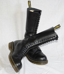 Boot Portrait 20i DM (Boots Collared) Tags: docs dms docmartins boots booted