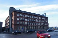 Gamlestadens fabriker (rotabaga) Tags: sverige sweden göteborg gothenburg pentax k5 gamlestaden