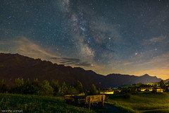 View (Piotr Potepa) Tags: night nightscape nightscapes nightsky stars milkyway alps landscape piotrpotepa