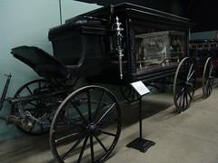HEARSE (Beadmanhere) Tags: wyoming cheyenne rodeo museum cars cowboys