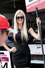 British GT Championship Snetterton 2017 - Ultratek Racing Team RJN grid girl (Sacha Alleyne) Tags: britishgtchampionship pirelli motorsport racing 2017 pitlane babe grid umbrella pit promo promotional girl blonde