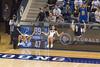 Cheerleaders - Suspended Reaction (aaronrhawkins) Tags: basketball cheerleader flip jump hang marriottcenter byu brighamyounguniversity student crowd game upside down fun funny court cheer floor aaronhawkins