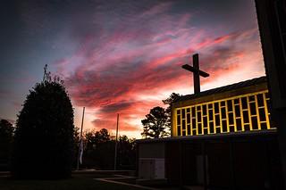 St. Mary's sunrise