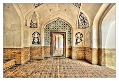 Qoʻqon UZ - Dakhmai-Shokhon 04 (Daniel Mennerich) Tags: silk road uzbekistan kokand history architecture hdr qoʻqon